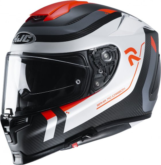 HELME HJC RPHA 70 CARBON REPLE MC6HSF