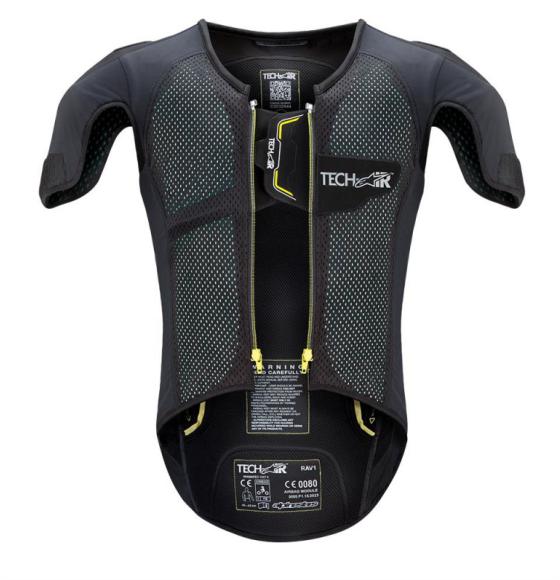 airbagový systém TECH-AIR® RACE