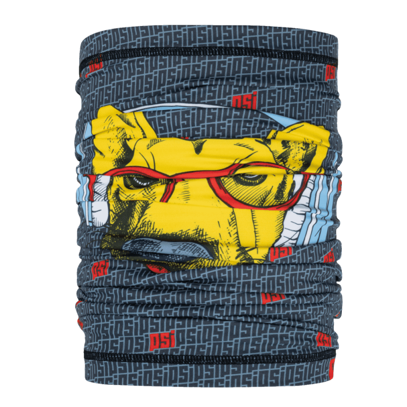 černá/šedá/červená/žlutá
