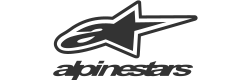 PSí Hubík Alpinestars logo