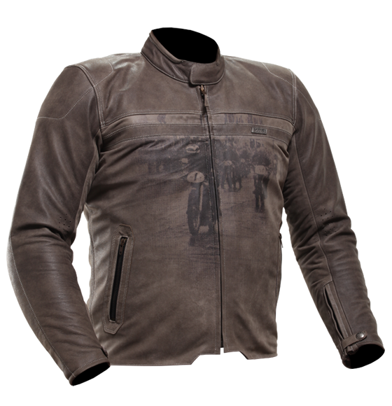 leather jacket ROAD