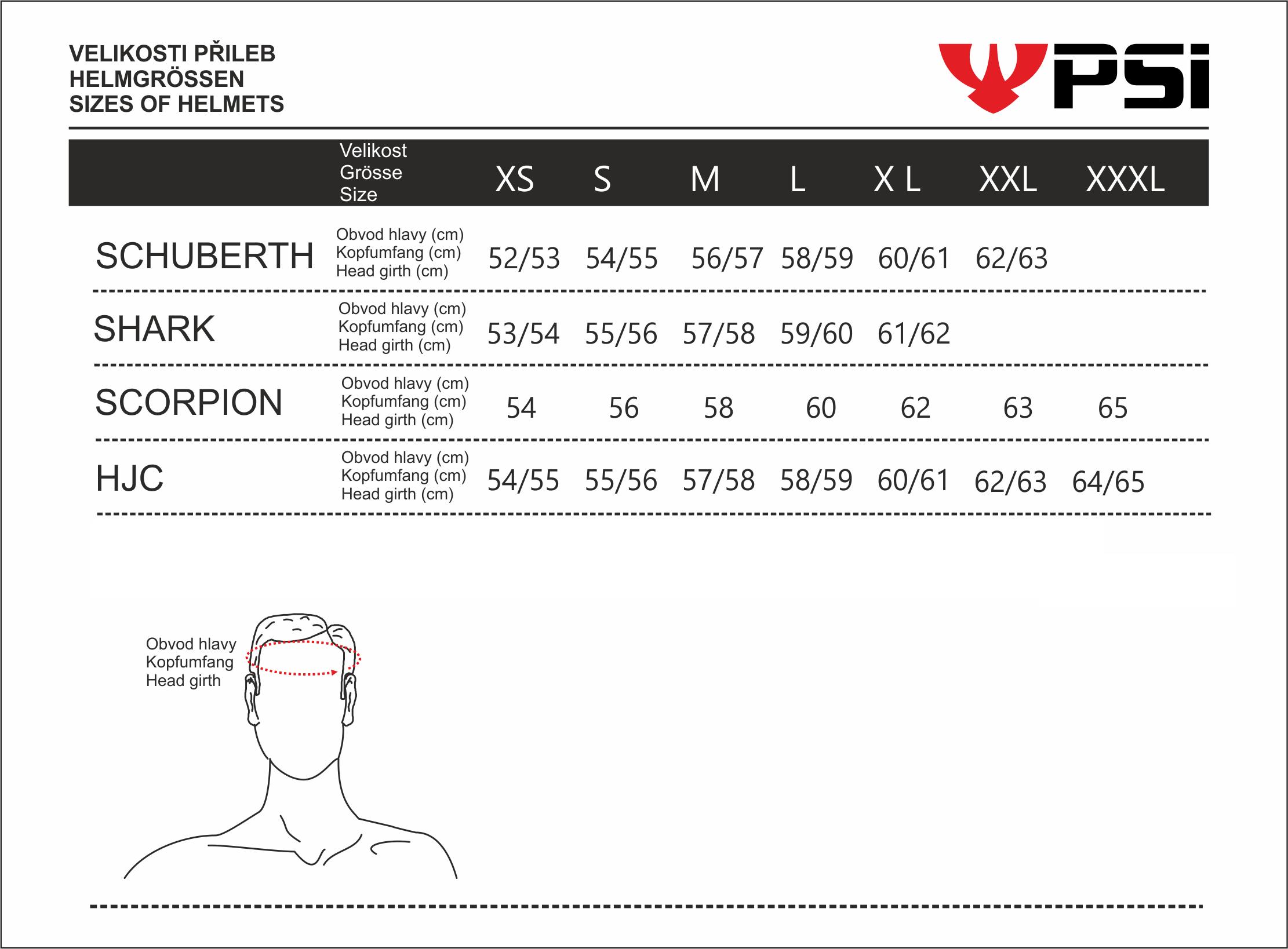 tabulka velikostí přileb2021.png - PSí Hubík