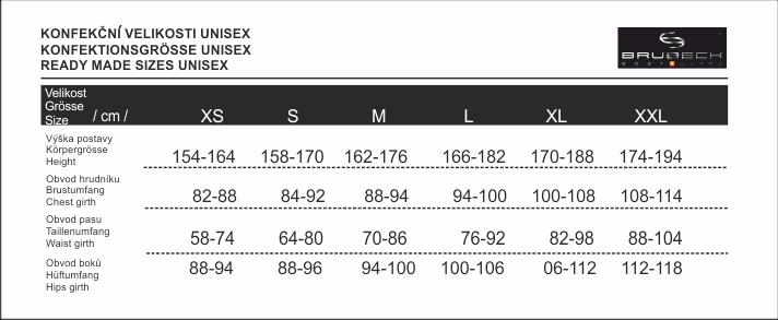 Velikostní tabulka_Brubeck.png - PSí Hubík
