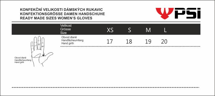 Velikostní tabulka_rukavice PSí_dámská_XS_L.png - PSí Hubík